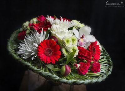Bouquet artisan fleuriste Chinon