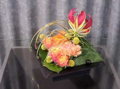 Artisan fleuriste Chinon compositions et bouquets
